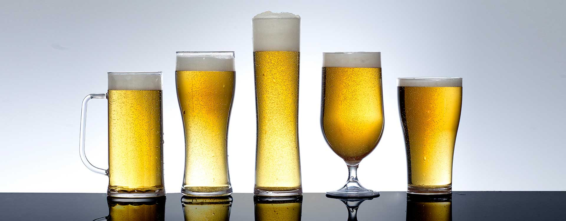 Plastic pint glass suppliers in Hampshire