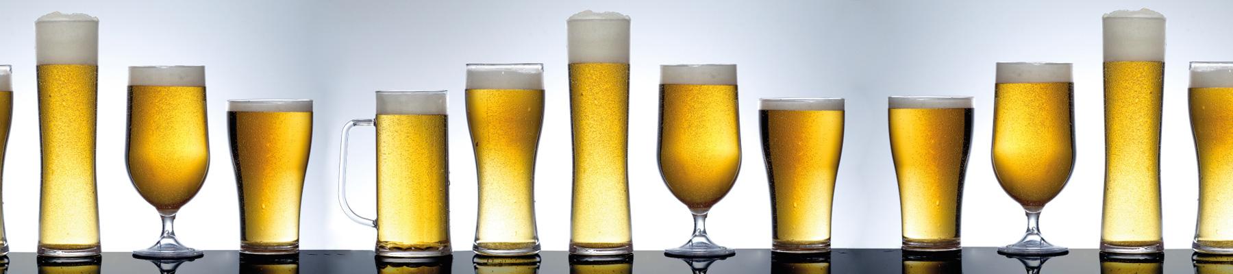 Plastic beer glasses hampshire