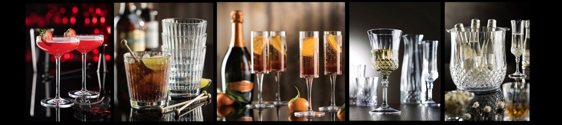 Utopia Champagne Glasses UK